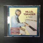 Hillel Tokazier - Hillel Tokazier & Piano CD (VG/M-) -pop rock-