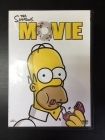 Simpsons Movie DVD (VG+/M-) -komedia/animaatio-