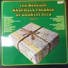 V/A - Mercury Nashville Package Of Country Hits Vol 2 LP (VG+/VG+)