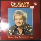 Hank Locklin - From Here To There To You LP (VG+-M-/VG+) -country-