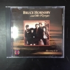Bruce Hornsby And The Range - The Way It Is CD (M-/M-) -pop rock-