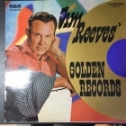 Jim Reeves - Golden Records LP (VG+/VG+) -country-