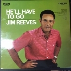 Jim Reeves - He'll Have To Go LP (VG/VG+) -country-