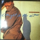 Eric Gable - Caught In The Act LP (VG-VG+/VG+) -soul-