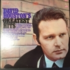 David Houston - Greatest Hits LP (VG+/VG+) -country-