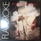 Jim Pembroke Band - Flat Broke (FIN/PEALP13/1980) LP (M-/VG+) -prog rock-