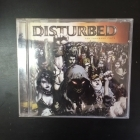 Disturbed - Ten Thousand Fists CD (VG/VG) -alt metal-