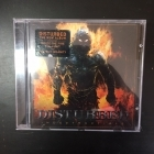 Disturbed - Indestructible CD (VG+/VG+) -alt metal-
