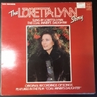 Loretta Lynn - The Loretta Lynn Story LP (M-/VG+) -country-