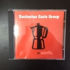 Zacharius Carls Group - EP CDEP (M-/VG+) -garage rock-