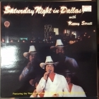 Kenny Seratt - Saturday Night In Dallas LP (M-/VG+) -country-