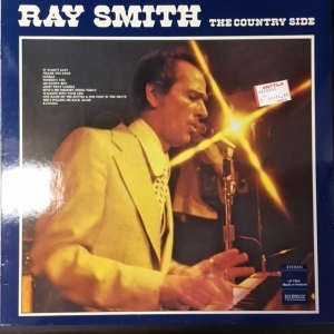 Ray Smith - The Country Side LP (M-/VG+) -country-