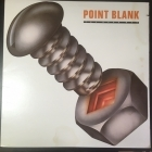 Point Blank - The Hard Way LP (M-/VG) -southern rock-