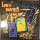 Rappers' Convention - Rappers' Convention LP (VG+-M-/VG+) -hip hop-