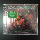 Iron Maiden - From Fear To Eternity (The Best Of 1990-2010) 2CD (avaamaton) -heavy metal-