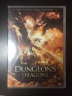 Dungeons And Dragons - The Book Of Vile Darkness DVD (avaamaton) -seikkailu-