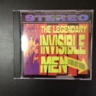 Legendary Invisible Men - Come Get Some! CD (M-/M-) -garage rock-