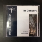 Dresdner Kreuzchor - In Concert CD (M-/M-) -klassinen-