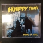 Happy Times - Twang-O-Matic CD (avaamaton) -rautalanka-