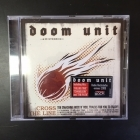 Doom Unit - Cross The Line CD (VG+/M-) -hard rock-