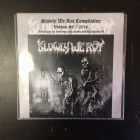 Slowly We Rot Compilation Volume #8/2016 CD (VG/VG+)