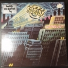 Strix Q - Capitol City LP (VG+/VG) -pop rock-