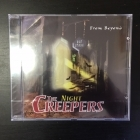 Night Creepers - From Beyond CD (avaamaton) -rautalanka-