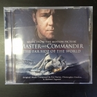 Master And Commander - Music From The Motion Picture CD (M-/VG+) -soundtrack-