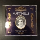 Giovanni Martinelli - Prima Voce CD (M-/M-) -klassinen-