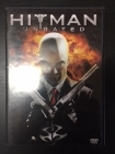Hitman (unrated) DVD (VG+/M-) -toiminta-