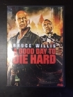 Good Day To Die Hard DVD (M-/M-) -toiminta-