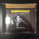 John Lennon & Yoko Ono - Double Fantasy (Ultradisc II 24 KT Gold) (US/UDCD600/1994) CD (M-/M-) -pop rock-