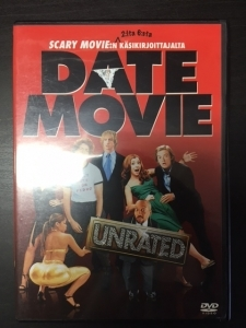 Date Movie (unrated) DVD (VG+/M-) -komedia-