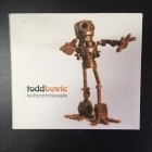 Todd Bowie - Luckyspacepeople CD (VG+/VG+) -indie rock-