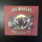 Makers - Everybody Rise! CD (M-/M-) -garage rock-