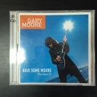 Gary Moore - Have Some Moore (The Best Of) 2CD (VG/M-) -blues rock-
