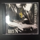 Bass'n Helen - Minulleko? CD (VG/M-) -pop rock/gospel-