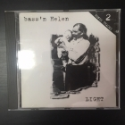 Bass'n Helen - Light CD (VG/VG) -pop rock/gospel-