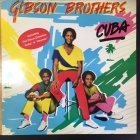Gibson Brothers - Cuba LP (VG+/VG+) -disco-