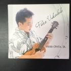 Herb Ohta, Jr. - Pure Ukulele CD (VG+/VG+) -easy listening-