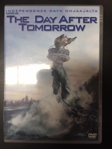 Day After Tomorrow DVD (VG+/M-) -toiminta-