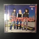 Gimmel - Lentoon CD (VG+/VG+) -pop-