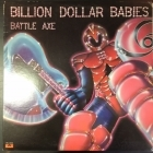 Billion Dollar Babies - Battle Axe LP (VG+-M-/VG+) -hard rock-