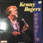 Kenny Rogers - Ruby Don't Take Your Love To Town LP (M-/VG+) -country-