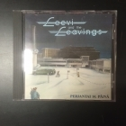 Leevi And The Leavings - Perjantai 14. päivä CD (VG+/M-) -pop rock-