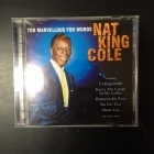 Nat King Cole - Too Marvellous For Words CD (M-/M-) -jazz-