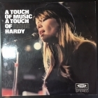 Francoise Hardy - A Touch Of Music 2LP (VG-VG+/VG+) -chanson-