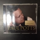 Paul Potts - One Chance CD (VG/G) -klassinen-