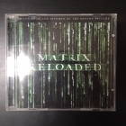 Matrix Reloaded - The Album 2CD (VG/VG+) -soundtrack-