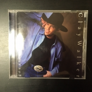 Clay Walker - Greatest Hits CD (M-/VG+) -country-